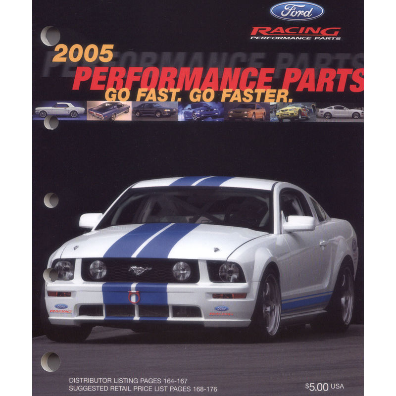 ford racing performance parts catalog 2012 edition. Black Bedroom Furniture Sets. Home Design Ideas