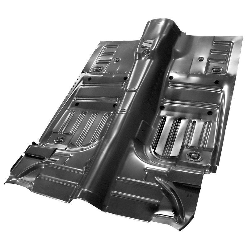 1965 1968 mustang floor pan complete conv