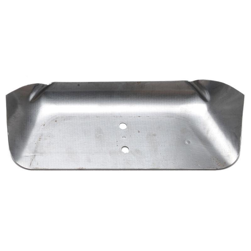 1965 mustang dual exhaust floor pan reinforcement plate lh for 1965 mustang floor pan