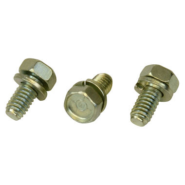 1965-1967 Mustang Auto Trans. Inspection Plate Bolts, C4