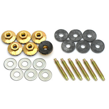 1965-1968 Mustang Quarter Panel Extension Hardware Kit, 24 pcs