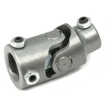 """1965-1970 Mustang Universal Joint, Steel, 1"""" DD x 11/16""""-36"""