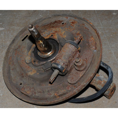 1967-1970 Mustang Drum Brake Spindle, RH